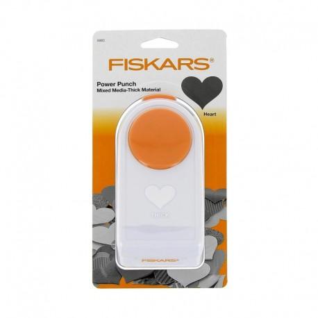 Power Punch heart M - Fiskars