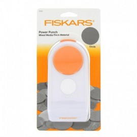 "Power Punch 1.5 ""circle - Fiskars"