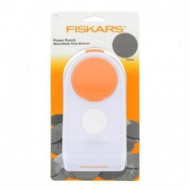 "Power Punch 2 ""circle - Fiskars"