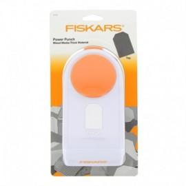 "Power Punch 2"" Etiquette - Fiskars"