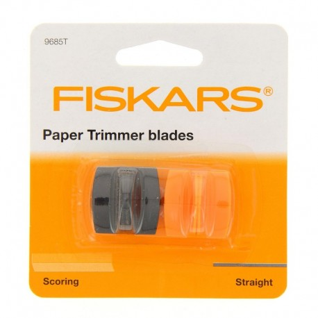 TripleTrack blades - Straight cutting and creasing - for - Fiskars