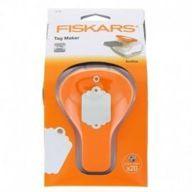 Machine étiquette Tag Maker - Festonné - Fiskars
