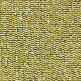 Tissu jersey maille laine Netherland - jaune x 10cm