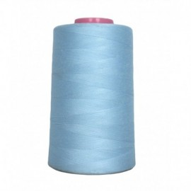Cone of thread sewing blue sky 4 573 m 100% polyester - sewing hobbies