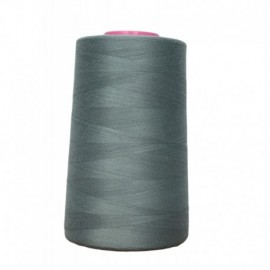 Sewing thread cone medium grey 4 573 m 100% polyester - sewing hobbies