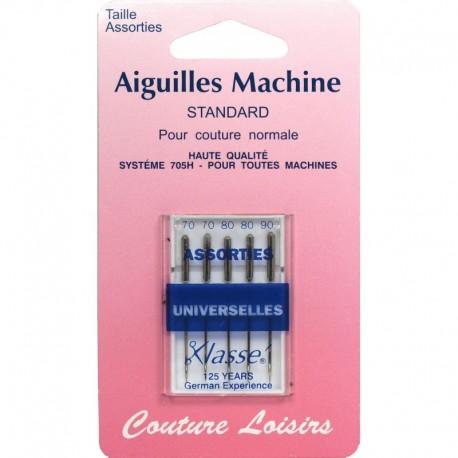 Needles assorted universal machine X 5 - sewing hobbies