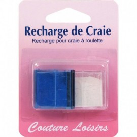 Charging of chalk for chalk to roulette - sewing hobbies