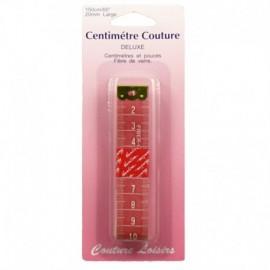 Centimètre couture 150 cm  ( cm et pouce) - Couture loisirs