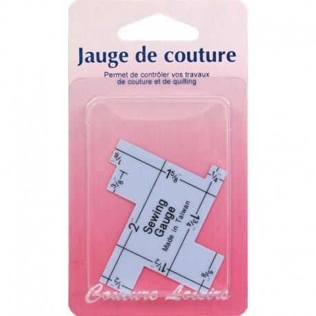 Jauge de couture - Couture loisirs