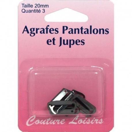 Staples 20 mm pants - skirts - col. Black - sewing hobbies