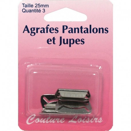 Staples 25 mm pants - skirts - col. Nick - sewing hobbies