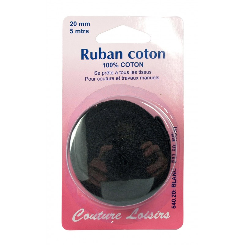 Ruban de coton Couture Loisirs