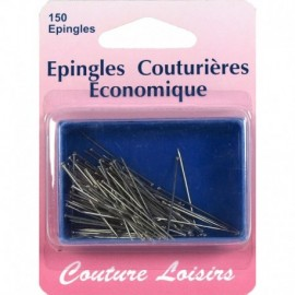 Epingles couturières X150 - 28x0.62 mm - Couture loisirs
