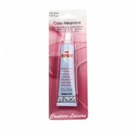 Tube colle néoprène 30 ml - Couture loisirs