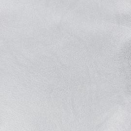 Simili cuir Chic Party - argent x 10cm