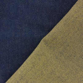 Tissu jeans Autumn - bleu x 10cm