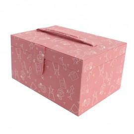 Boîte à couture Frou Frou I Love Couture - Violet