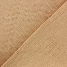 Thin Jersey Skin fabric for Dollmaking - peach x 10cm