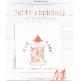 """Livre """"Petits appliqués"""""""
