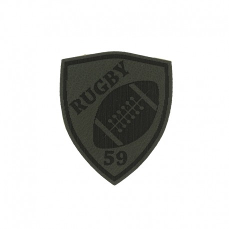 Thermocollant Rugby fan - noir