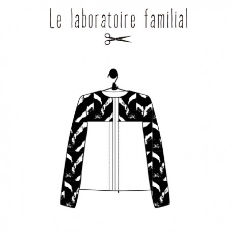 Sewing pattern Le laboratoire familial jacket - Colette