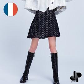 Patron Femme DP Studio Jupe asymétrique à plis croisés - Le 407