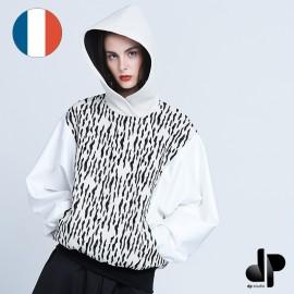 Patron Femme DP Studio Sweat à capuche - Le 001