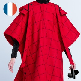 Sewing pattern DP Studio Hooded cape - Le 804