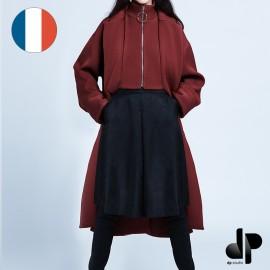 Patron Femme DP Studio Manteau gilet intégré - Le 809