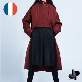 Sewing pattern DP Studio Coat with incorporated gilet - Le 809