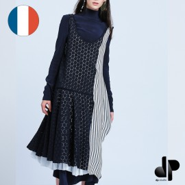 Sewing pattern DP Studio Asymmetric cardigan dress - Le 916
