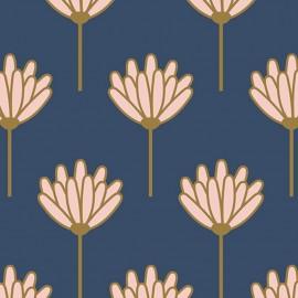 Tissu Coton AGF Blush- Floret sunkissed x 12cm