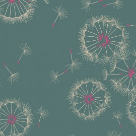 Tissu voile de coton AGF Bachelorette Fusion - Tiny dancer Bachelorette x 32cm
