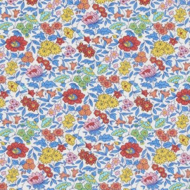 Tissu Liberty - Favourite Flowers A x 10cm