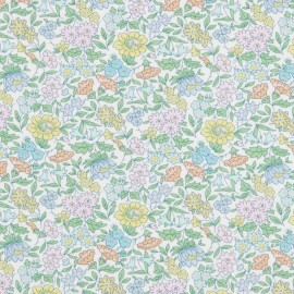 Tissu Liberty - Favourite Flowers B x 10cm