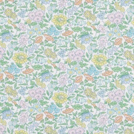 Tissu Liberty - Favourite Flowers B x 10cm