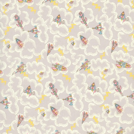 Liberty fabric - Rocket Dance C x 10cm