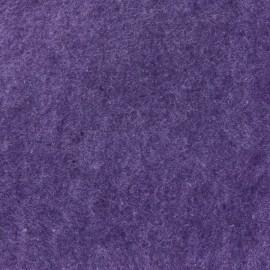 Tissu Feutrine chiné violet x 10cm