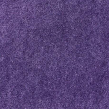 Tissu Feutrine violet x 10cm