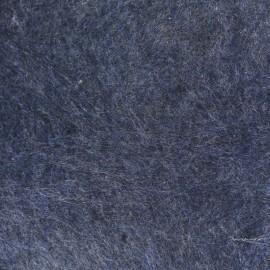 Felt Fabric - navy  x 10cm