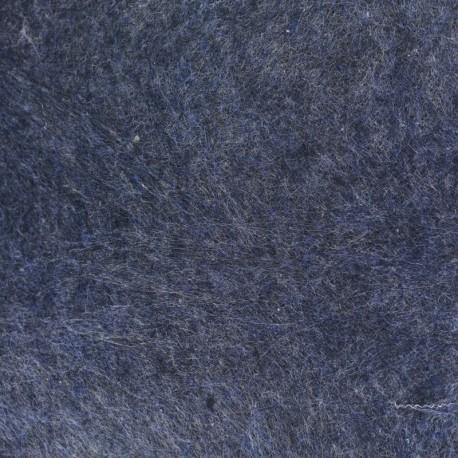 Tissu Feutrine marine x 10cm