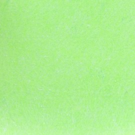 Tissu Feutrine anis x 10cm