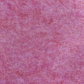 Tissu Feutrine fuchsia x 10cm
