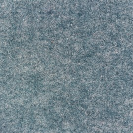 Tissu Feutrine paon x 10cm