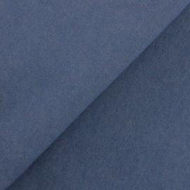 Tissu jeans 400gr/ml - bleu x 10cm