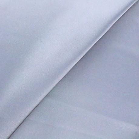 tissu satin duchesse gris lavande x 10cm. Black Bedroom Furniture Sets. Home Design Ideas