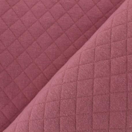 tissu jersey matelass basik x camillette cr ation rosag x 10cm. Black Bedroom Furniture Sets. Home Design Ideas
