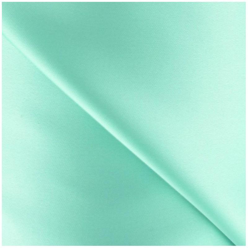 tissu satin duchesse vert jade x 10cm ma petite mercerie. Black Bedroom Furniture Sets. Home Design Ideas