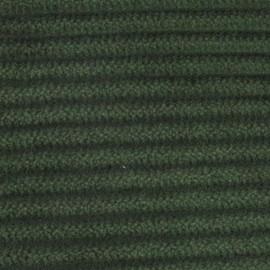Tissu velours à grosses côtes vert mélèze