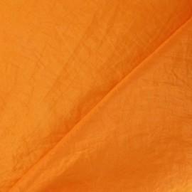 Taffetas uni orange